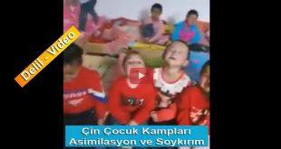 Çin Çocuk Kampları. Asimilasyon ve Soykırım – Delil video