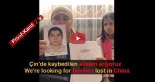 Çin Nazi Kamplarında Kaybolanlar. Tanık 213 Gulshen, Kazakhstan (Uygurca)