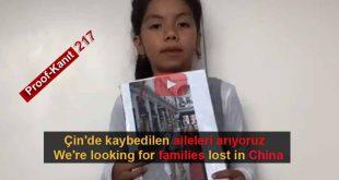 Çin Nazi  Kamplarında Kaybolanlar. Tanık 217 Merziye, Netherlands (Nederlands-Flemenkçe)