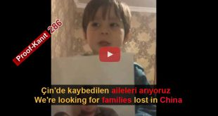 Çin Nazi Kamplarında Kaybolanlar. Tanık 286 Abdurahman, Kazakhstan (English, Uygurca)
