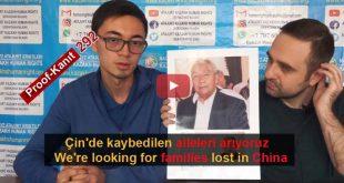 Çin Nazi Kamplarında Kaybolanlar. Tanık 292 Muhemmet'eli, Kazakhstan (English, Rusça)