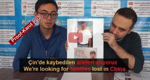 Çin Nazi Kamplarında Kaybolanlar. Tanık 293 Muhemmet'eli, Kazakhstan (Türkçe, Kazakh)