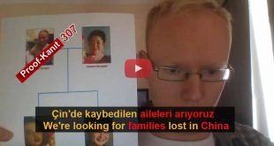 Çin Nazi Kamplarında Kaybolanlar. Tanık 307 Gene, Russia (Russian)