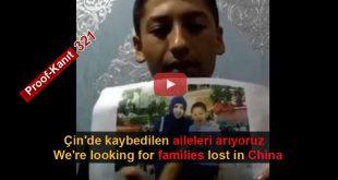 Çin Nazi Kamplarında Kaybolanlar. Tanık 321 Nur'eli, Turkey (Türkçe)