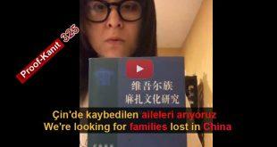 Çin Nazi Kamplarında Kaybolanlar. Tanık 325 Eqide, USA (Japan)