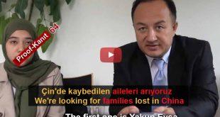 Çin Nazi Kamplarında Kaybolanlar. Tanık 64 Nejmidin, Belgium (English, français, Uygurca)