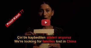 Çin Nazi Kamplarında Kaybolanlar. Tanık 77 Gulzire, Germany (Japan)